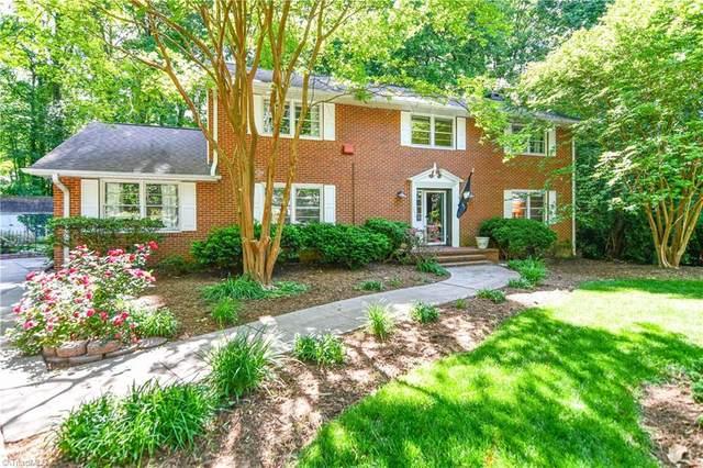 2810 Alderman Court, Greensboro, NC 27408 (MLS #977194) :: Ward & Ward Properties, LLC
