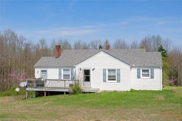 3922 Messick Road, Jonesville, NC 28642 (MLS #977261) :: Team Nicholson