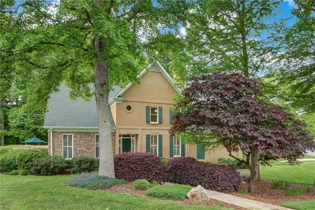 2 Hatteras Court, Greensboro, NC 27455 (MLS #977274) :: Ward & Ward Properties, LLC