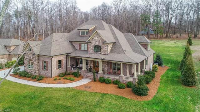 6318 Nesting Way, Oak Ridge, NC 27310 (MLS #977285) :: Greta Frye & Associates | KW Realty Elite