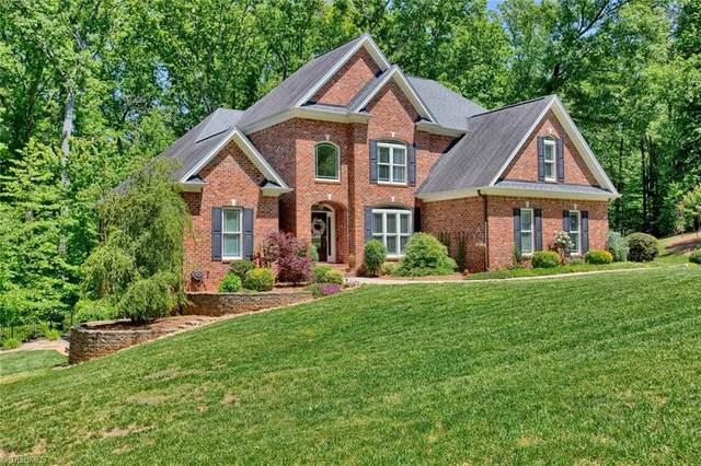 5276 Ellworth Ridge Drive, Walkertown, NC 27051 (MLS #977290) :: Ward & Ward Properties, LLC