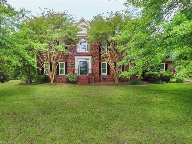 2304 Baytree Drive, Greensboro, NC 27455 (MLS #977299) :: Team Nicholson