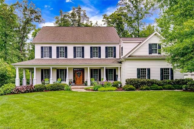 5751 Reynolds Creek Circle, Winston Salem, NC 27106 (MLS #977301) :: Berkshire Hathaway HomeServices Carolinas Realty