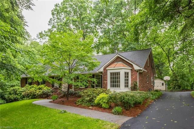 610 Brentwood Court, Winston Salem, NC 27104 (MLS #977302) :: Ward & Ward Properties, LLC