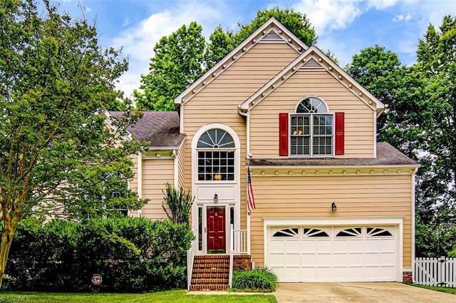 310 Turnstone Circle, Greensboro, NC 27455 (MLS #977318) :: Team Nicholson