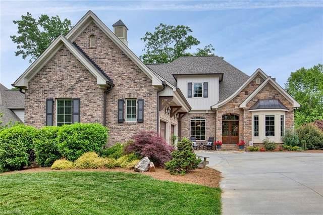 5521 Brookberry Farm Road, Winston Salem, NC 27106 (MLS #977362) :: Berkshire Hathaway HomeServices Carolinas Realty