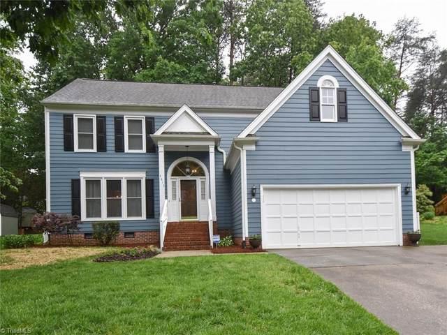 4815 Hickory Woods Drive, Greensboro, NC 27410 (MLS #977518) :: Team Nicholson