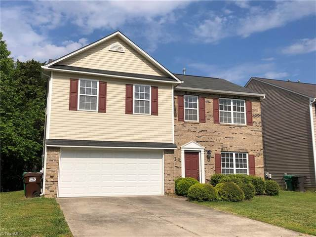 4293 Kelso Drive, High Point, NC 27265 (MLS #977597) :: Berkshire Hathaway HomeServices Carolinas Realty