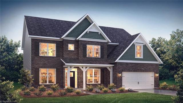 7150 Conrad Farm Road #49, Pfafftown, NC 27040 (MLS #977650) :: Lewis & Clark, Realtors®