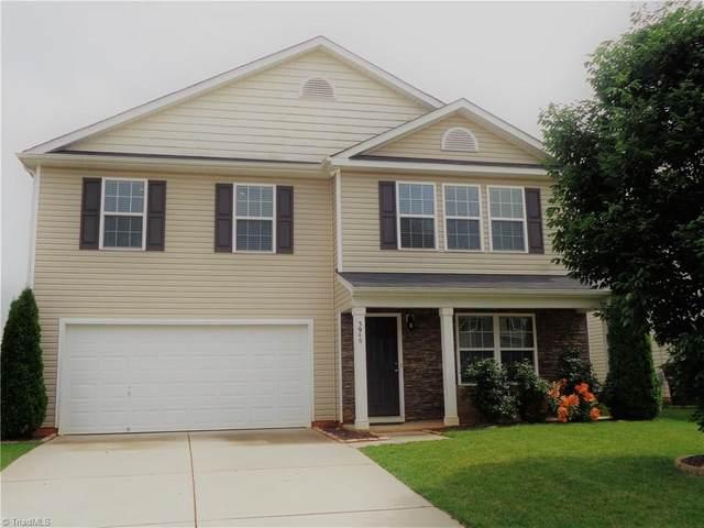3948 Foliage Drive, Winston Salem, NC 27101 (#977655) :: Premier Realty NC