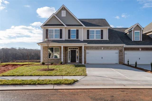 1405 Farm Ridge Road, Kernersville, NC 27284 (MLS #977656) :: Ward & Ward Properties, LLC