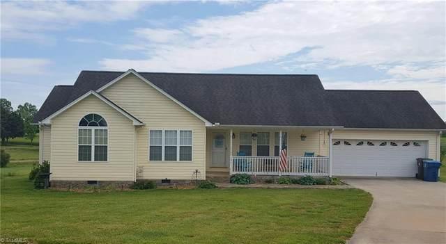 125 Oak Leaf Court, Mocksville, NC 27028 (#977681) :: Premier Realty NC