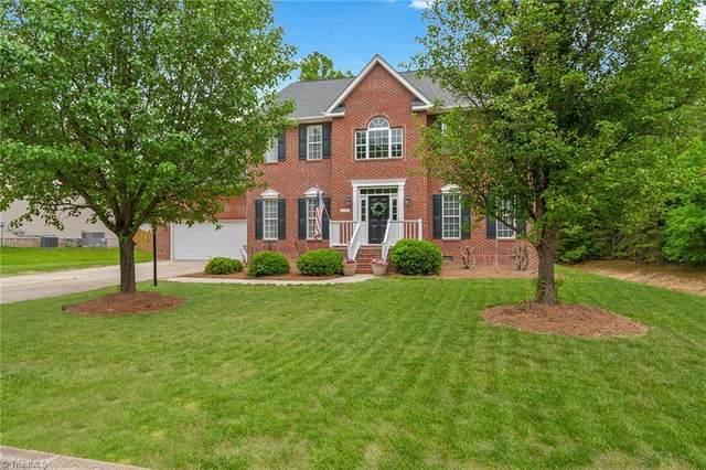 3760 Deerfield Street, High Point, NC 27265 (#977685) :: Premier Realty NC