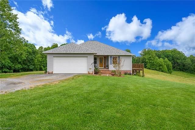 850 Pinnix Road, Jonesville, NC 28642 (MLS #977720) :: Ward & Ward Properties, LLC