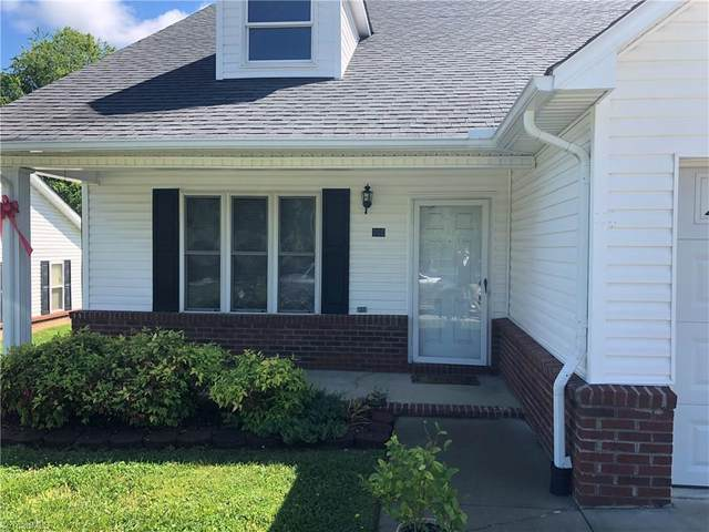 1605 S Main Street #200, Mount Airy, NC 27030 (MLS #977748) :: Ward & Ward Properties, LLC