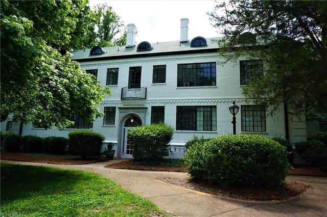 1700 N Elm Street P-5, Greensboro, NC 27455 (MLS #977749) :: Team Nicholson