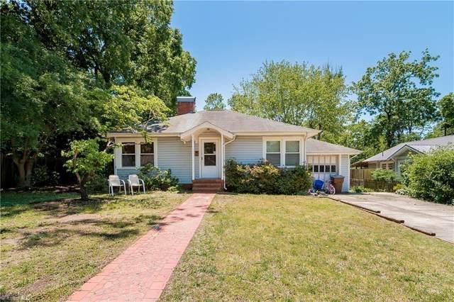 1705 Oak Street, Greensboro, NC 27403 (MLS #977761) :: Lewis & Clark, Realtors®