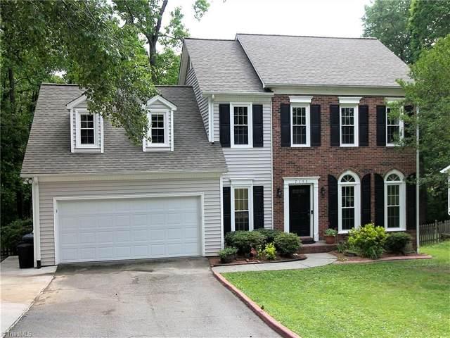 7153 Avenbury Circle, Kernersville, NC 27284 (MLS #977771) :: Ward & Ward Properties, LLC