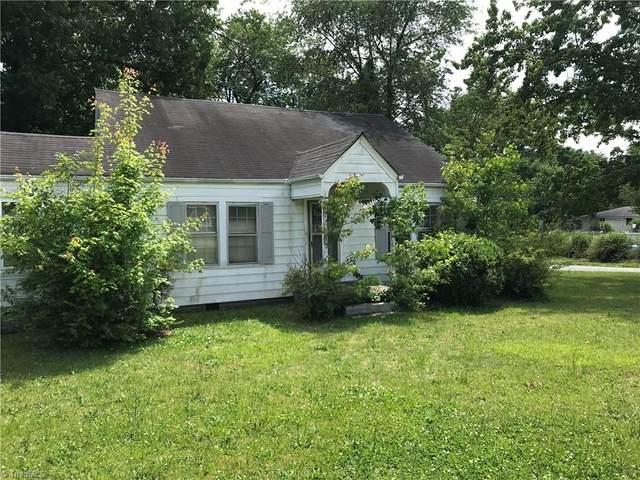 585 Brown Street, Lexington, NC 27292 (MLS #977775) :: Team Nicholson