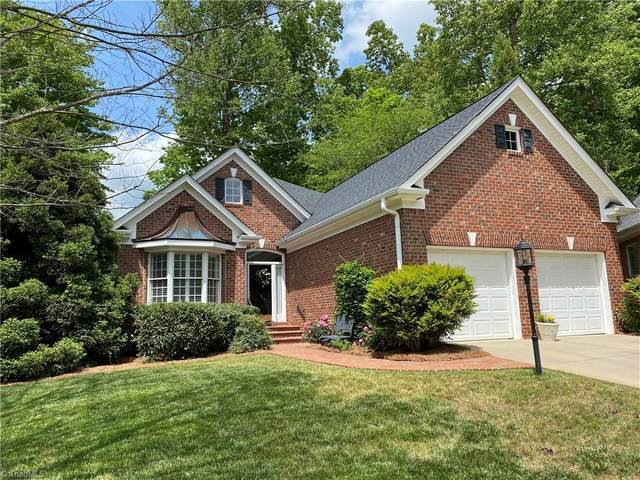 16 Dunlin Square, Greensboro, NC 27455 (MLS #977786) :: Berkshire Hathaway HomeServices Carolinas Realty