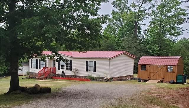 841 Chandler Mill Road, Pelham, NC 27311 (MLS #977800) :: Team Nicholson