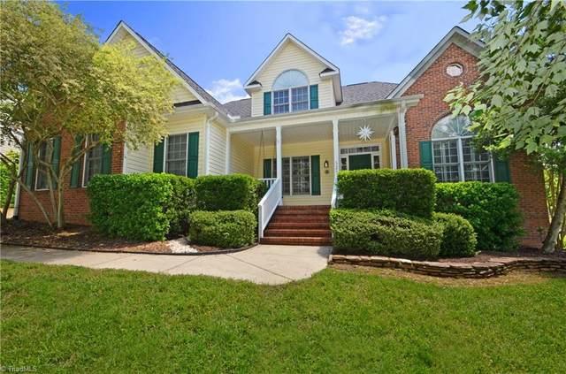 529 Sun Creek Drive, Winston Salem, NC 27104 (MLS #977818) :: Berkshire Hathaway HomeServices Carolinas Realty