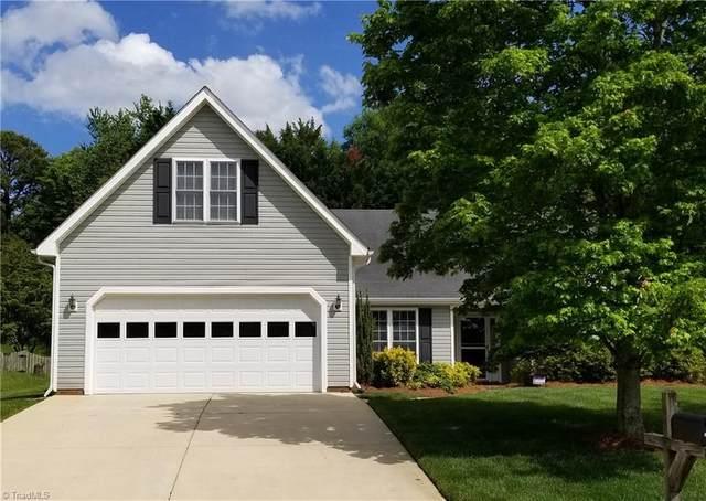 3807 Auburn Hills Drive, Greensboro, NC 27407 (MLS #977824) :: Lewis & Clark, Realtors®