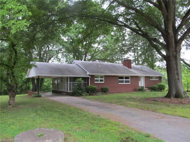 4000 Audrey Street, Winston Salem, NC 27127 (MLS #977835) :: Team Nicholson