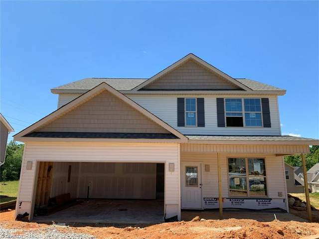 860 Old Towne Drive Lot 80, Elon, NC 27244 (MLS #977863) :: Team Nicholson