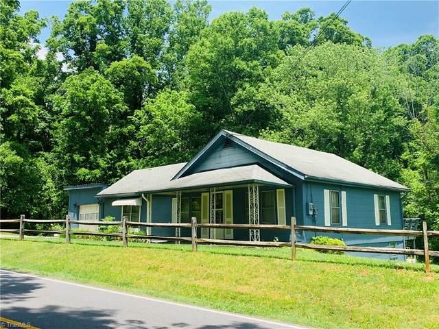 1428 Winkler Mill Road, Wilkesboro, NC 28697 (MLS #977871) :: Team Nicholson