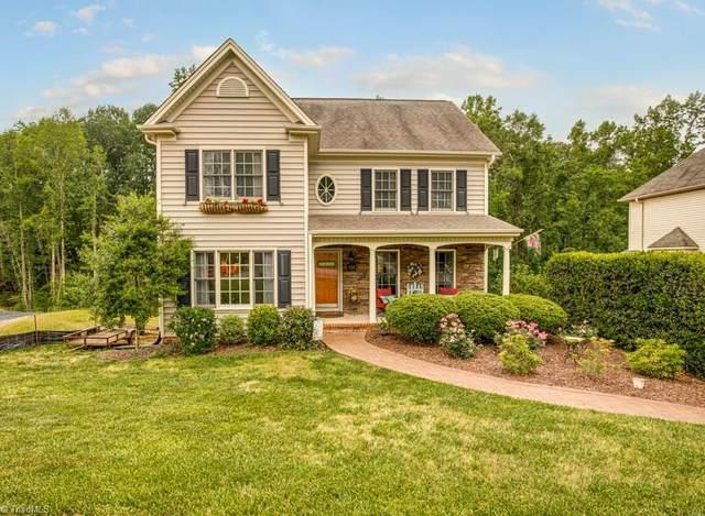 920 Woodview Ridge Trail, Lewisville, NC 27023 (MLS #977881) :: Berkshire Hathaway HomeServices Carolinas Realty
