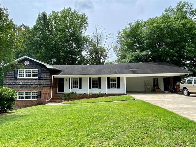 1407 Lyndhurst Drive, High Point, NC 27262 (#977885) :: Premier Realty NC
