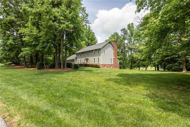 5311 Graycliff Drive, Greensboro, NC 27406 (#977890) :: Premier Realty NC