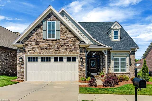 1514 Stable Bend Lane, Winston Salem, NC 27106 (MLS #977897) :: Berkshire Hathaway HomeServices Carolinas Realty
