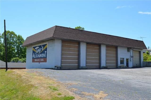 201 K Street, North Wilkesboro, NC 28659 (MLS #977913) :: Lewis & Clark, Realtors®