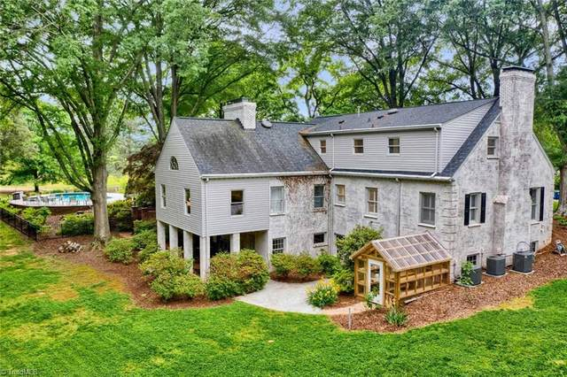 1 Chesterfield Court, Greensboro, NC 27410 (MLS #977917) :: Ward & Ward Properties, LLC