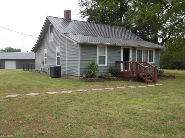7059 Friendship Ledford Road, Winston Salem, NC 27107 (MLS #977968) :: Ward & Ward Properties, LLC