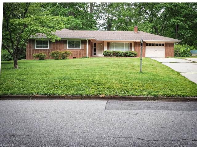 807 Oakwood Drive, Eden, NC 27288 (MLS #977985) :: Team Nicholson