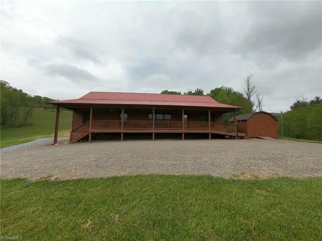 9728 Nc Highway 18, Laurel Springs, NC 28644 (MLS #978019) :: Team Nicholson