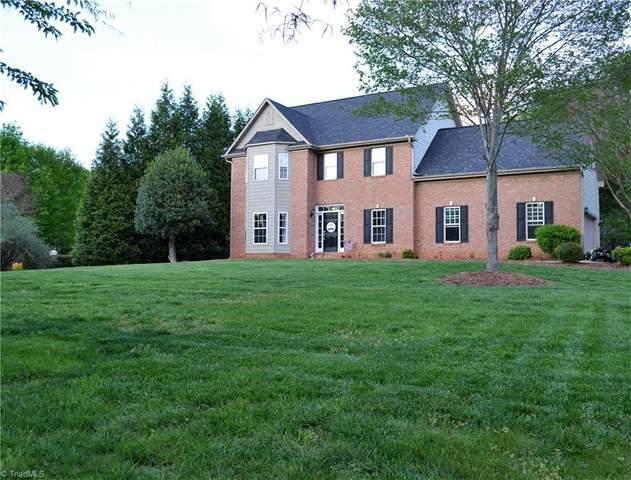 3485 Dixiana Lane, Pfafftown, NC 27040 (MLS #978020) :: Berkshire Hathaway HomeServices Carolinas Realty