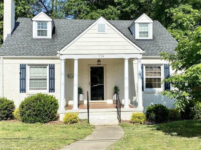 114 Northridge Street, Greensboro, NC 27403 (MLS #978029) :: Team Nicholson