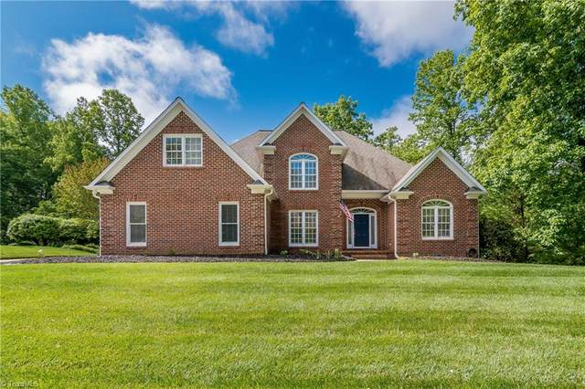 4512 Jamesford Drive, Jamestown, NC 27282 (#978033) :: Premier Realty NC