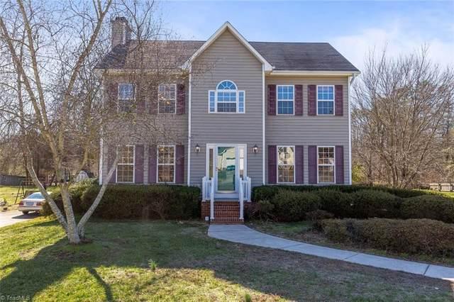 4116 Tolley Ridge Lane, Winston Salem, NC 27106 (MLS #978040) :: Ward & Ward Properties, LLC
