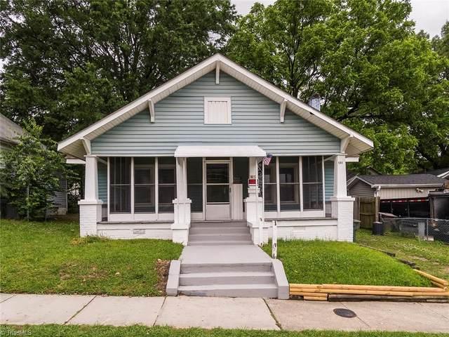 505 E Whittington Street, Greensboro, NC 27406 (MLS #978057) :: Team Nicholson