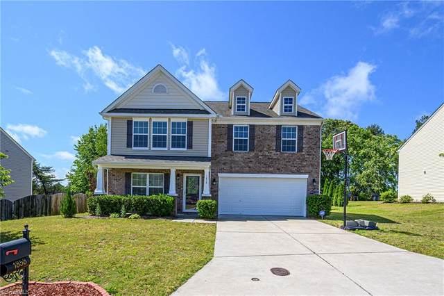 1858 Woodstone Drive, Winston Salem, NC 27127 (MLS #978070) :: Team Nicholson