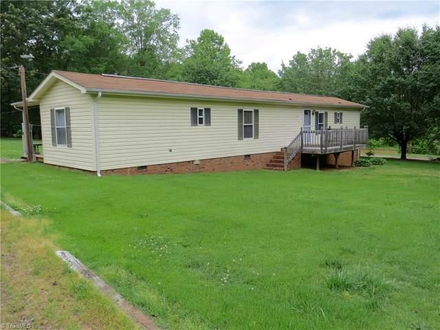 154 Deborah Street, Reidsville, NC 27320 (MLS #978141) :: Ward & Ward Properties, LLC