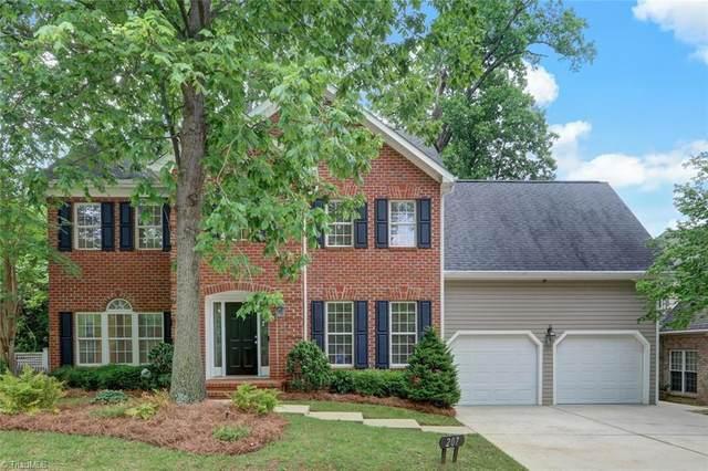 207 Mayflower Drive, Greensboro, NC 27403 (MLS #978158) :: Team Nicholson