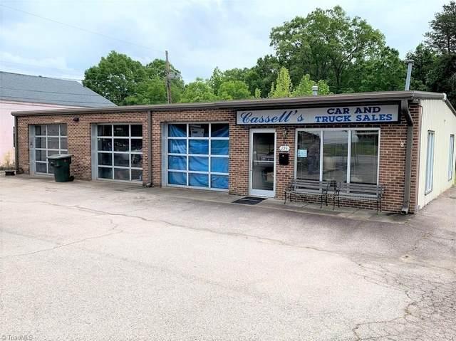 224 E Meadow Road, Eden, NC 27288 (MLS #978175) :: Lewis & Clark, Realtors®