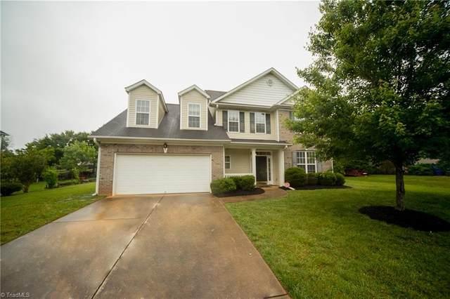 805 Croftwood Drive, Gibsonville, NC 27249 (MLS #978177) :: Team Nicholson