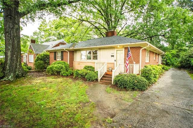 1615 Woodland Avenue, Burlington, NC 27215 (MLS #979198) :: Team Nicholson